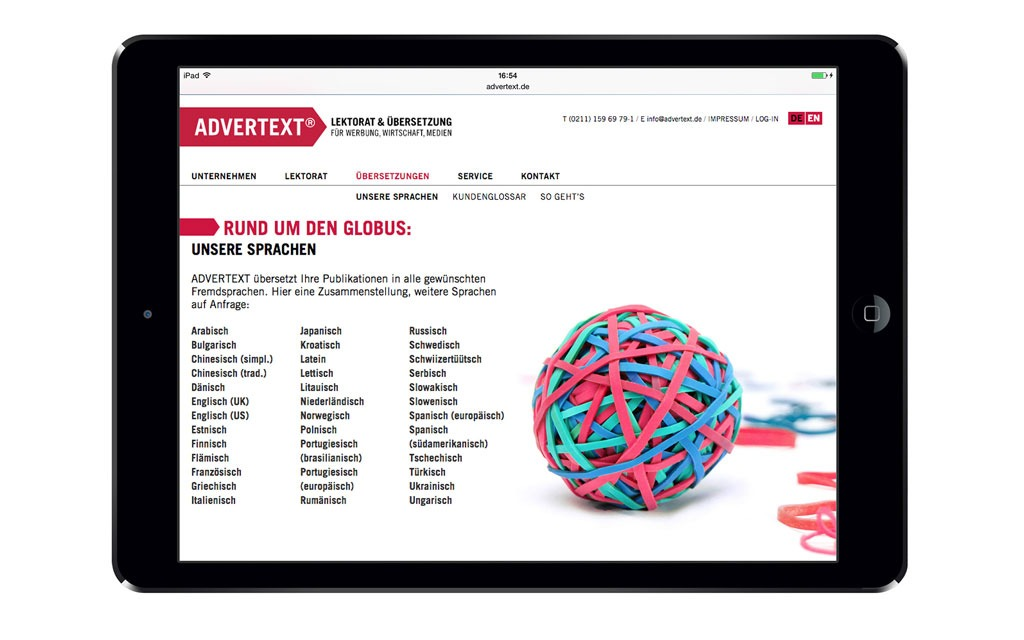 Web- und Grafikdesign