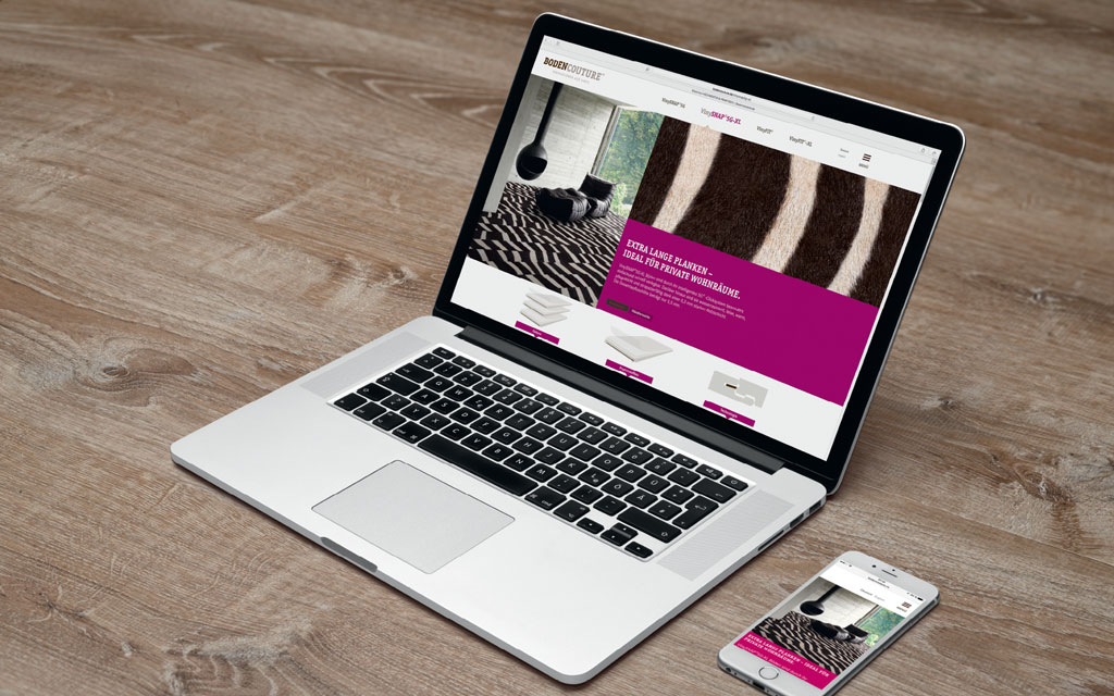 Webdesign als Erfolgsfaktor