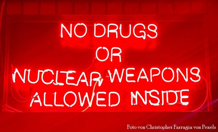 verbotene Waffen und Messer