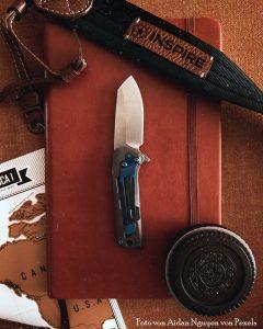 Waffengesetz für Kochmesser und Küchenmesser