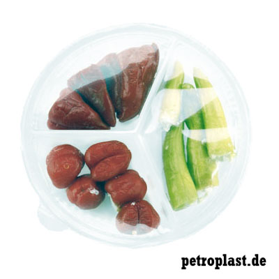 Umweltfreundliche Lebensmittelfolien