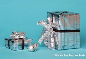 Nächstes Weihnachten mit umweltfreundliche Verpackungen?